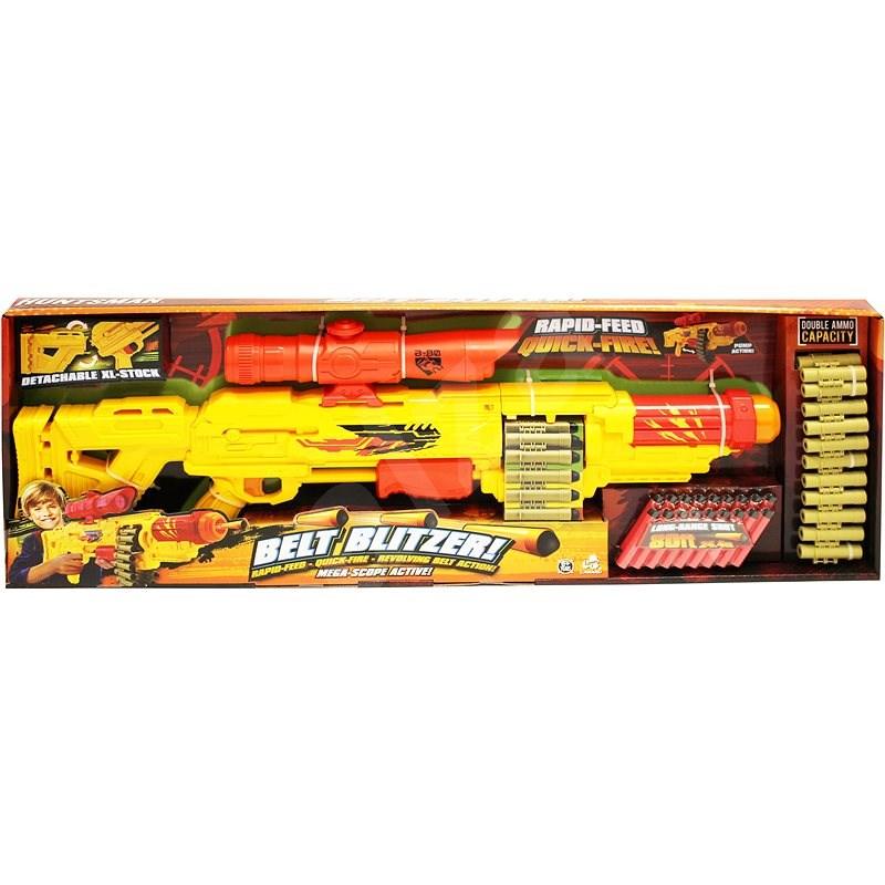Huntsman Belt Blitzer Puška 77 cm - Dětská pistole