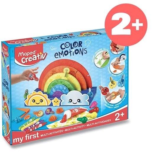 Sada Maped Early Age - Colour Emotions - Kreativní sada