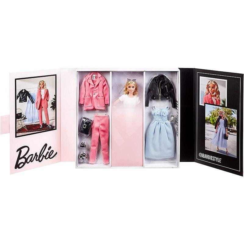 Barbie Stylová módní kolekce - Panenka 1 - Panenky