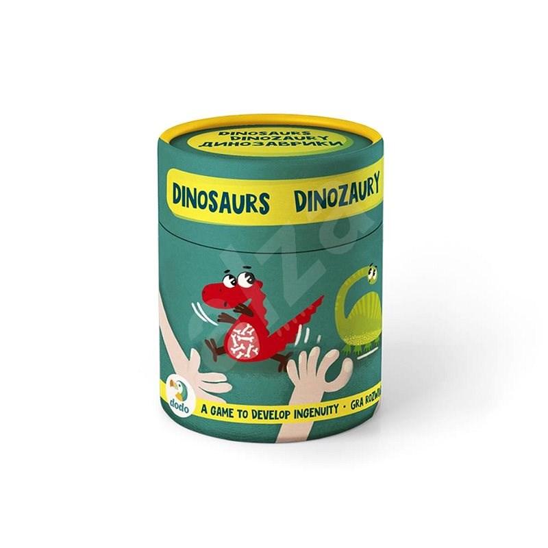 Postřehová hra Dinosauři - Společenská hra