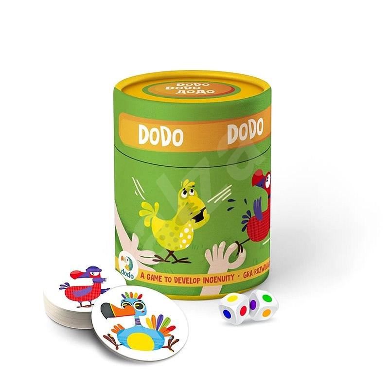 Postřehová hra Dodo - Společenská hra