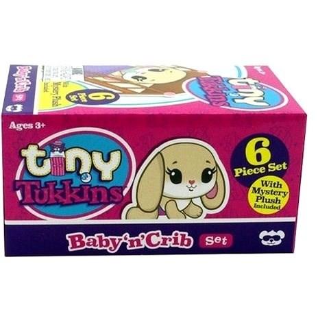 Tiny Tukkins - mini sada - Figurky
