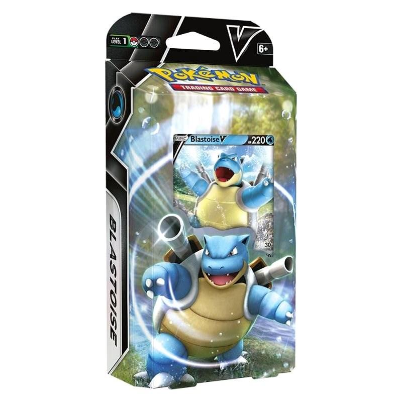 Pokémon TCG: V Battle Deck - February - Karetní hra