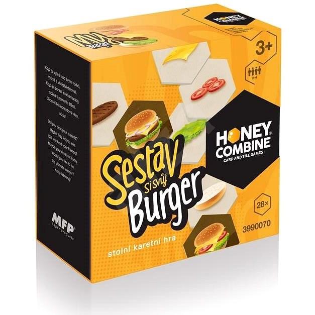 Stolní hra Honey Combine / My burger - Stolní hra