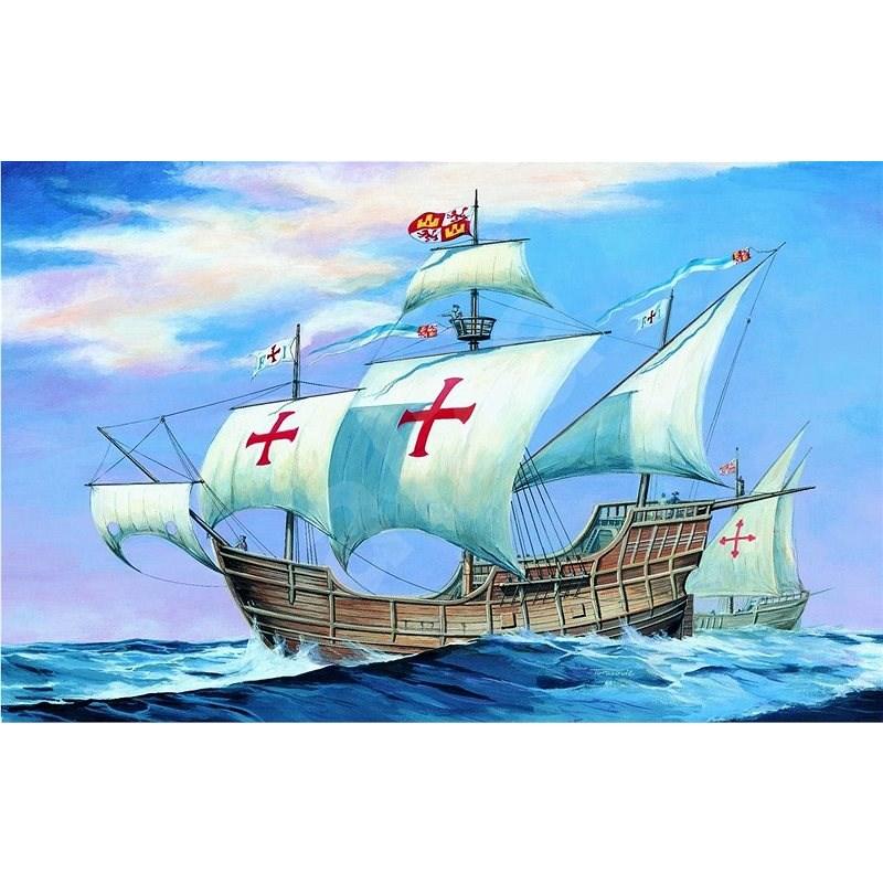 Model Santa Maria 1:270 - Model lodě