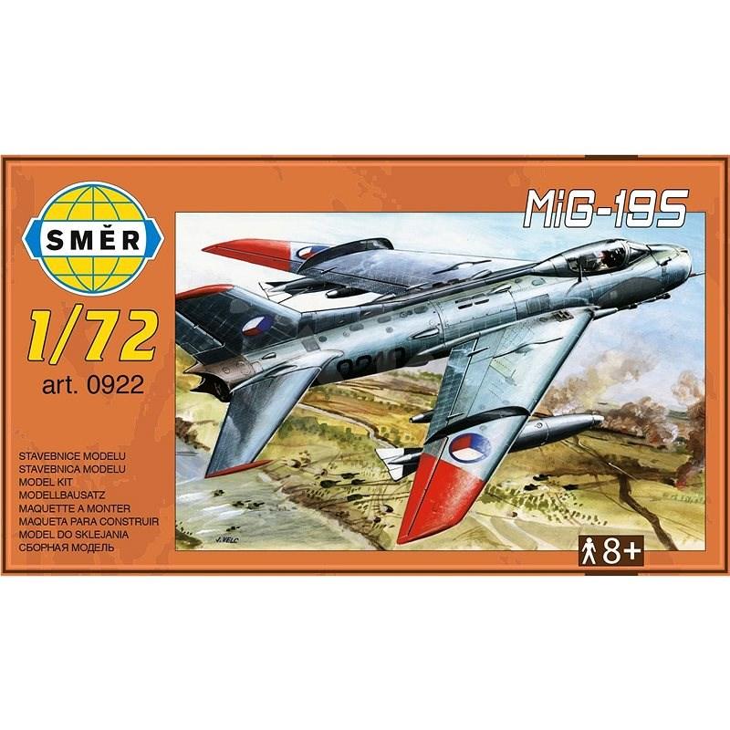 Model MIG-19S - Model letadla