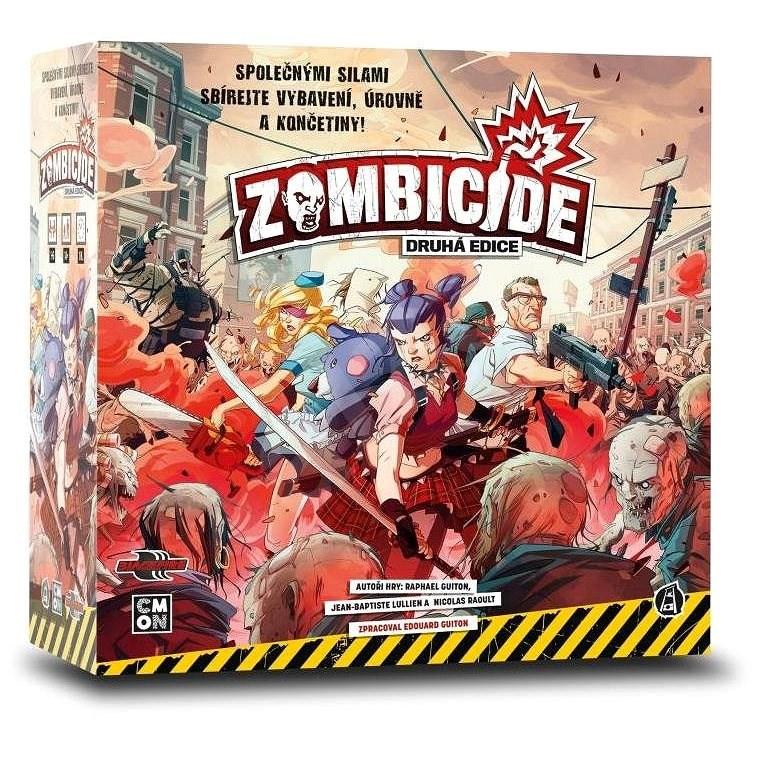 Zombicide: druhá edice - Strategická hra