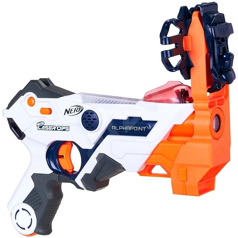 Nerf Laser Ops Pro Alphapoint - Dětská pistole