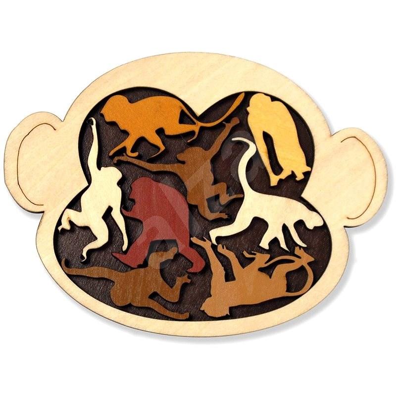 RecentToys Monkey Madness - Hlavolam