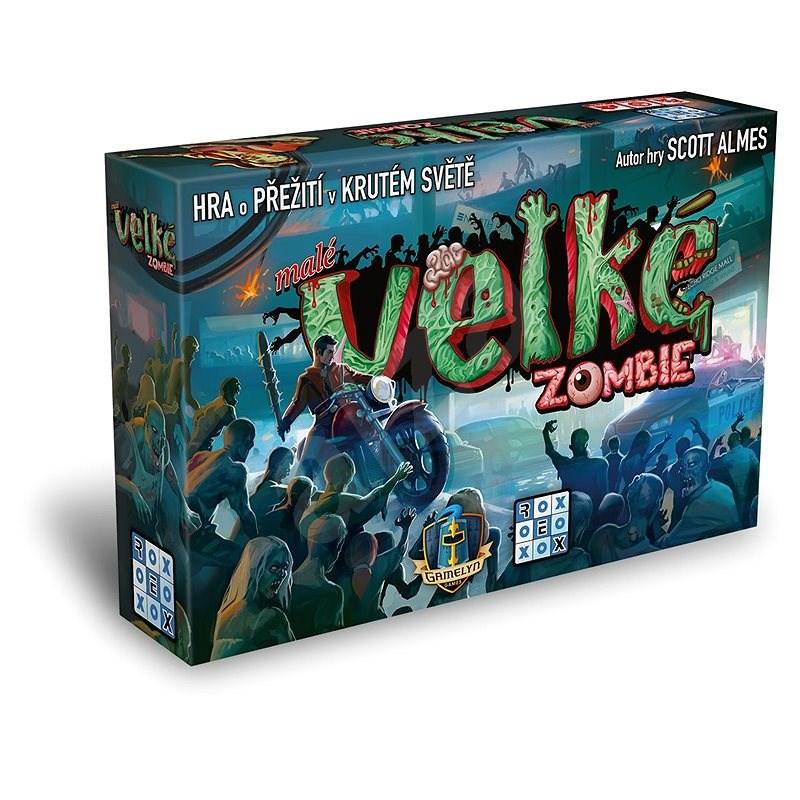 Malé velké zombie - Společenská hra