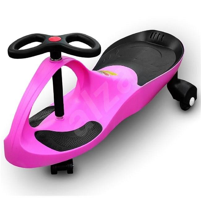 RiriCar růžové - Odrážedlo