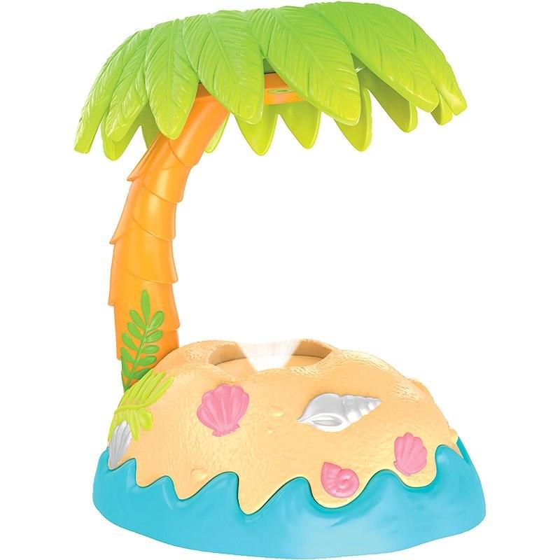Hatchimals Svítící hrací sada Plážové hnízdo - Herní set
