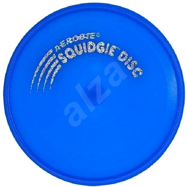 Aerobie Létající disk měkký modrý - Venkovní hra