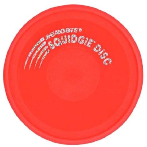 Aerobie Létající disk měkký červený - Venkovní hra