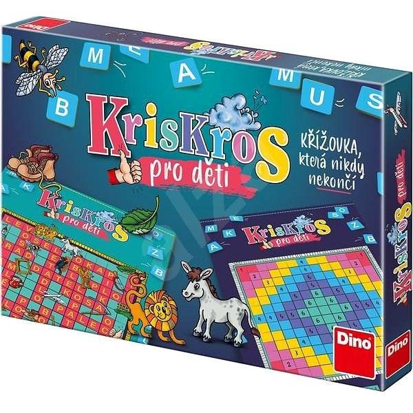 Dino Kris Kros dětský - Dětská hra