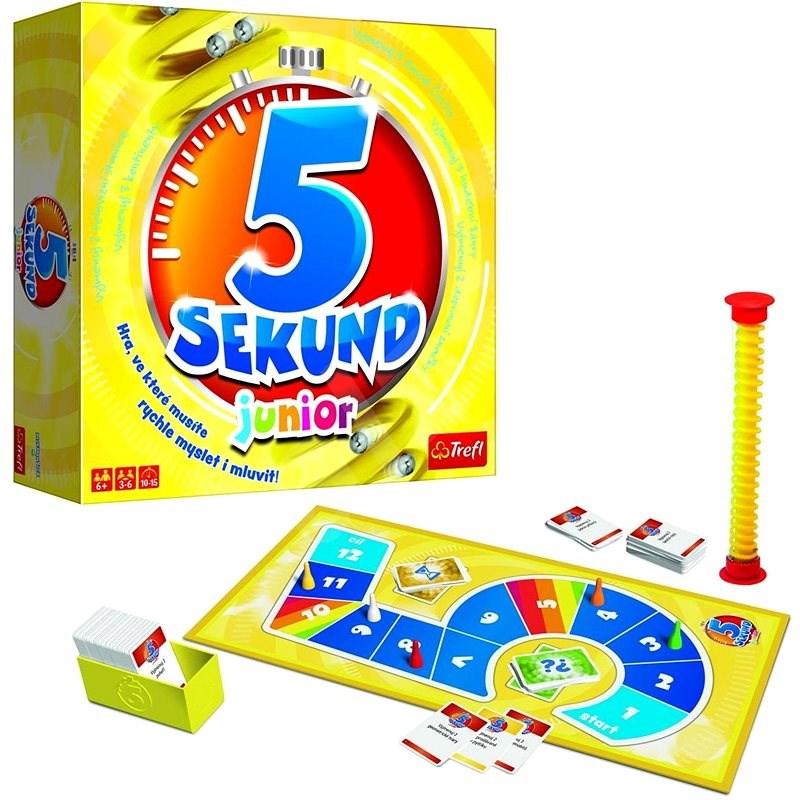 5 Sekund junior  - Společenská hra
