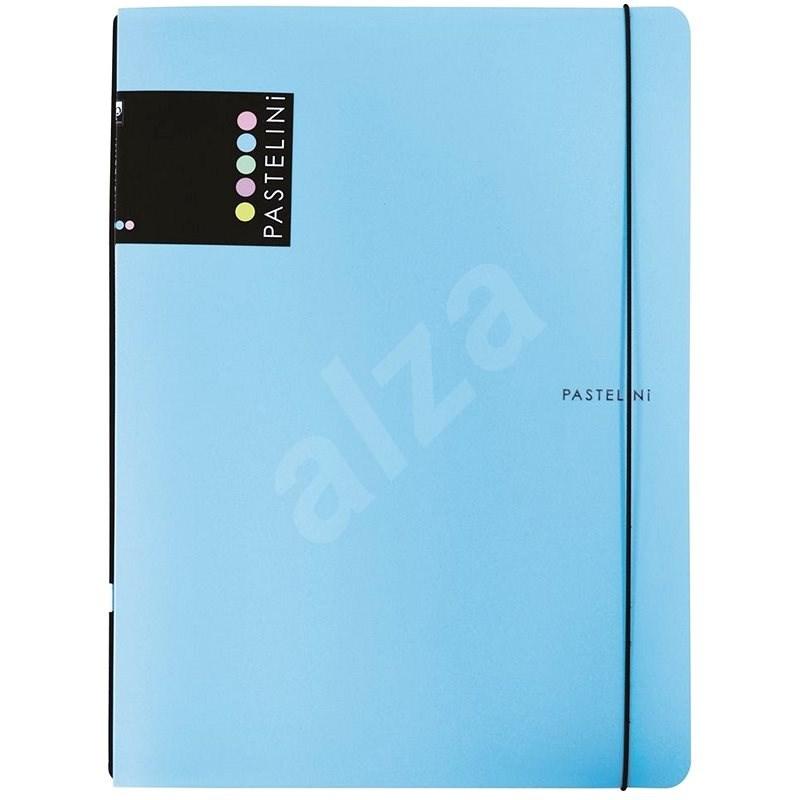 Pastelini modrá - Zápisník
