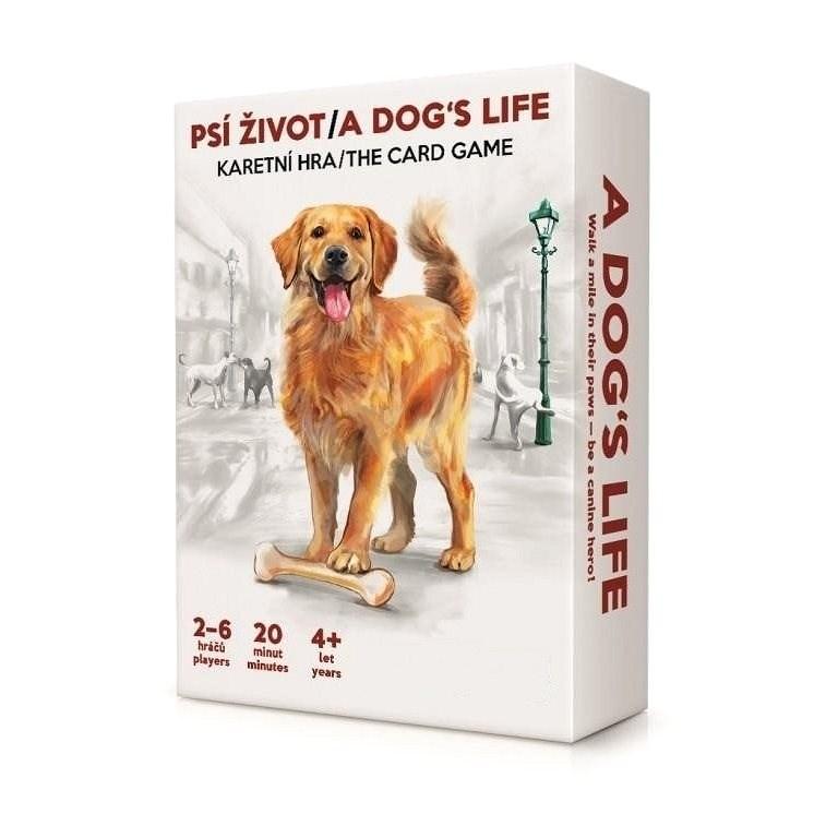 Psí Život – karetní hra - Společenská hra