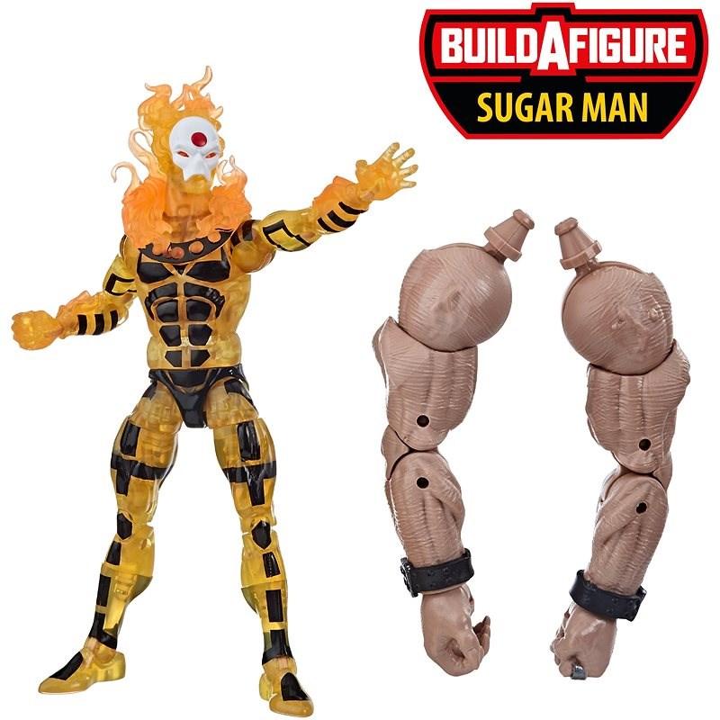 X-Men sběratelská řada Legends Sunfire - Figurka