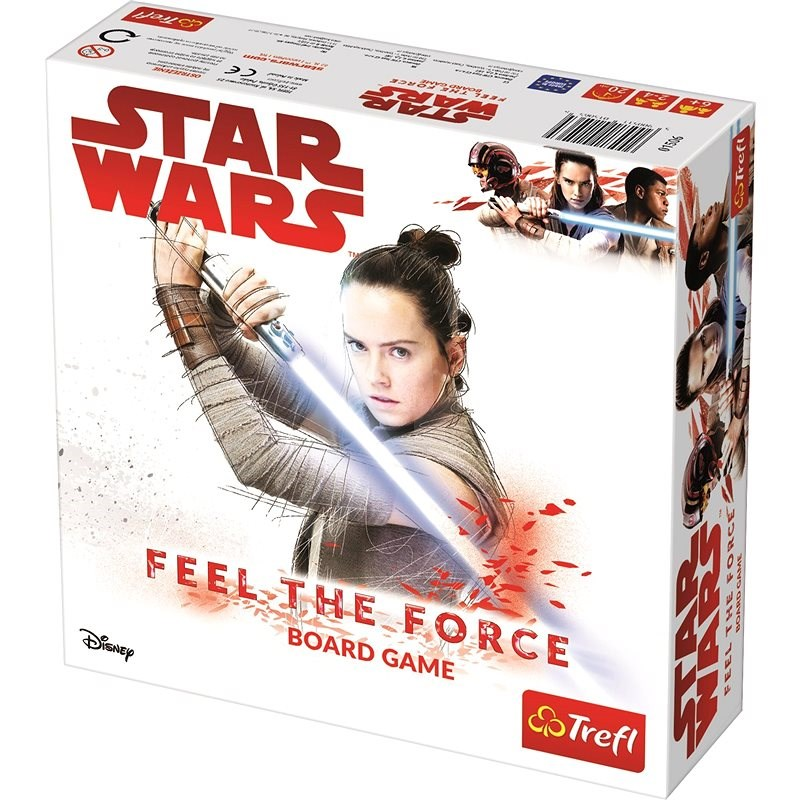 Trefl Star Wars: Feel the Force - Společenská hra