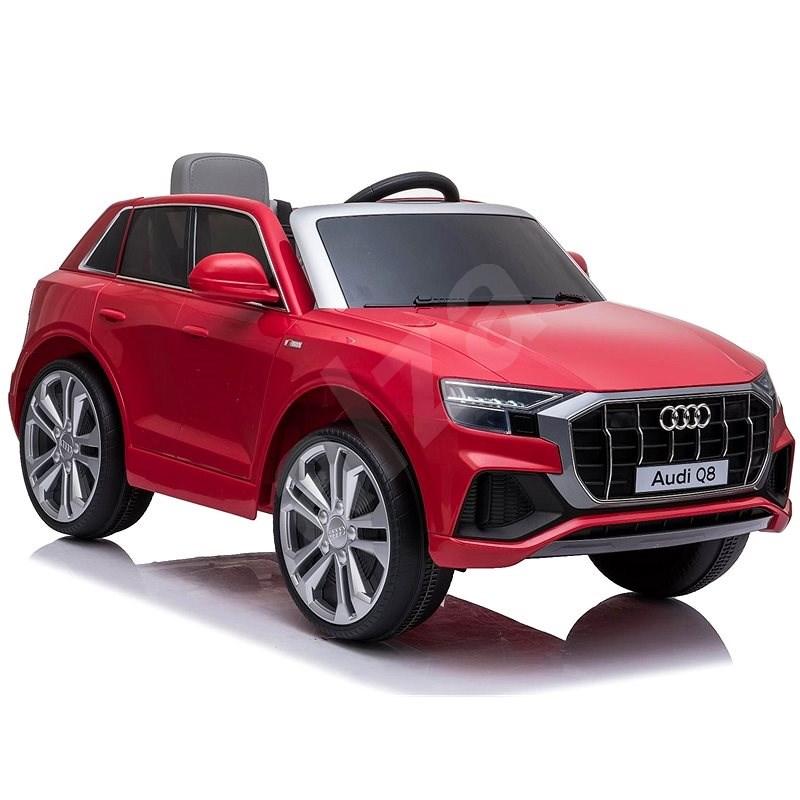 Audi Q8, červené - Dětské elektrické auto