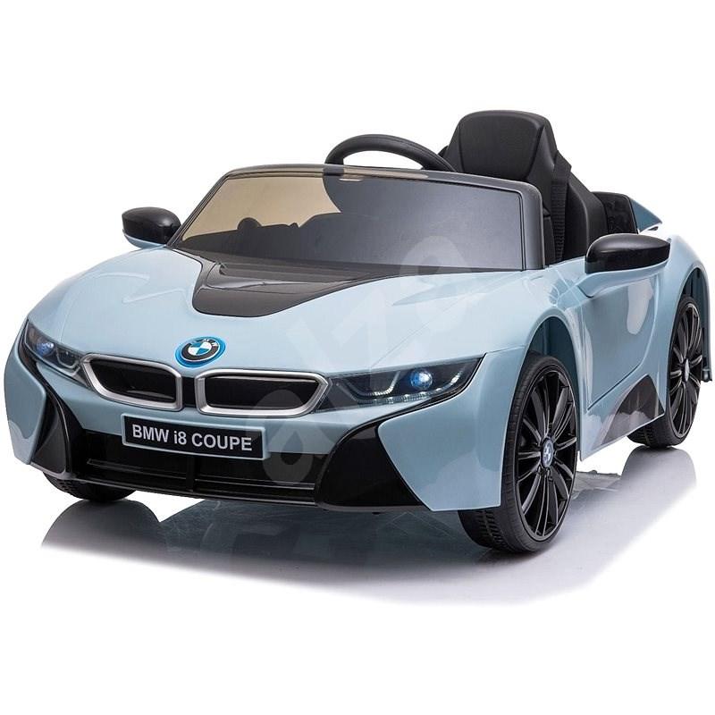 BMW i8, modré - Dětské elektrické auto