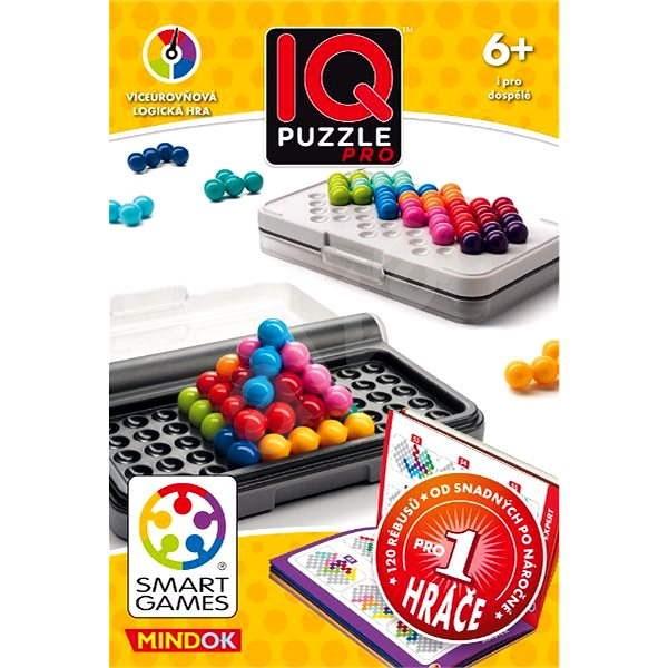 Smart - IQ Puzzle Pro - Hlavolam