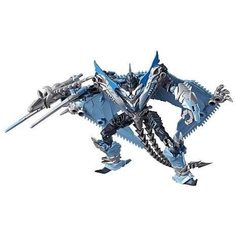 Transformers poslední rytíř Deluxe Autobot Strafe - Figurka