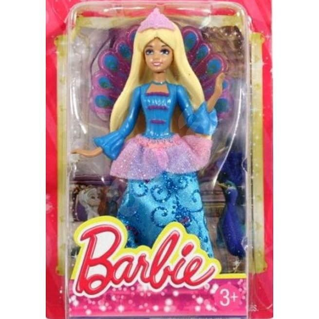 Barbie Pohádkový set – modrá - Panenka