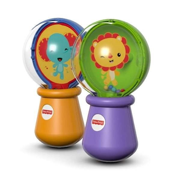 Fisher-Price Dětské Rumba koule - Herní set