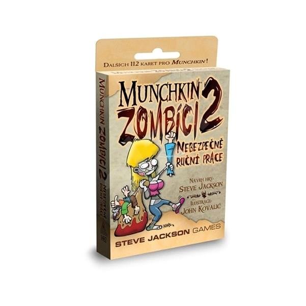 Munchkin Zombíci 2 - Rozšíření karetní hry