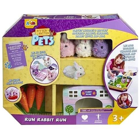 Addo Rabbit Arena - Toy animal