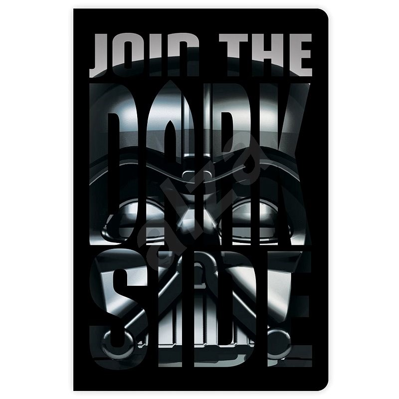 LEGO Star Wars Darth Vader - Zápisník
