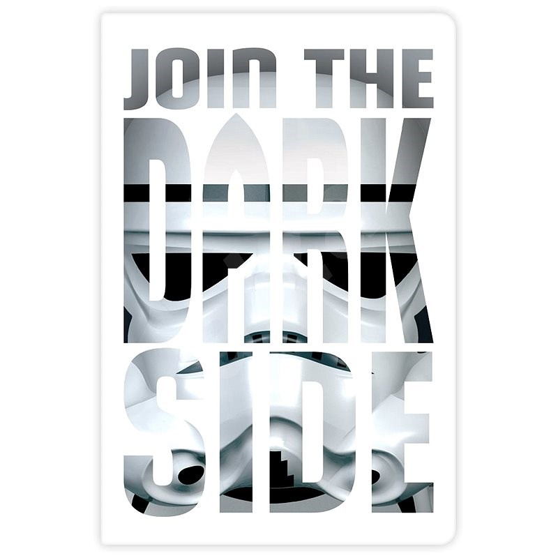 LEGO Star Wars Stormtrooper - Zápisník