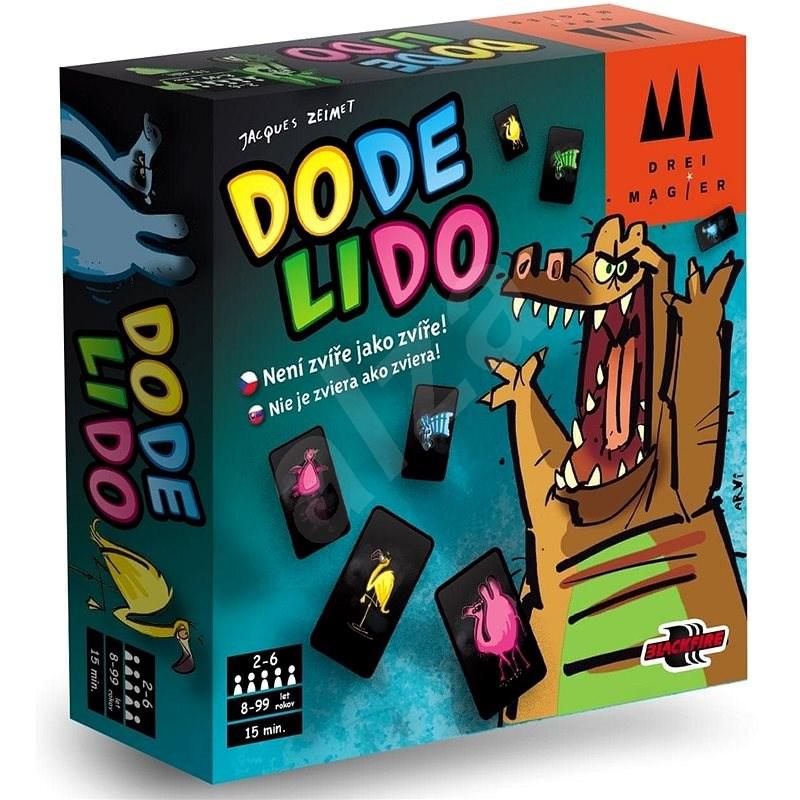 DoDeLiDo - Společenská hra