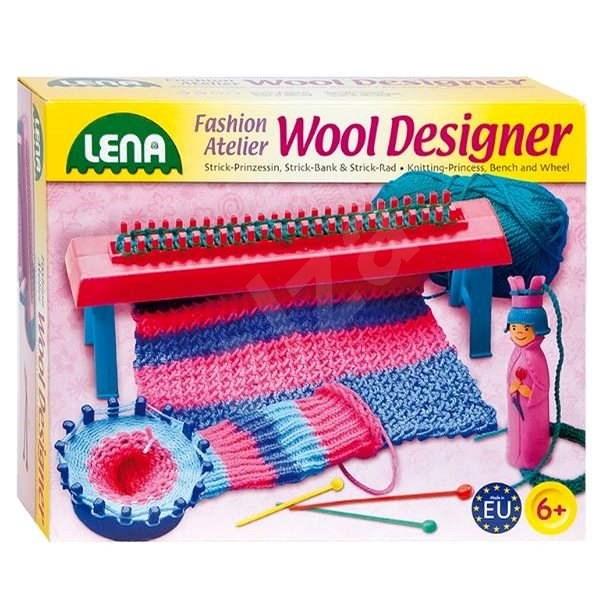 Lena Studio pletení - Kreativní sada