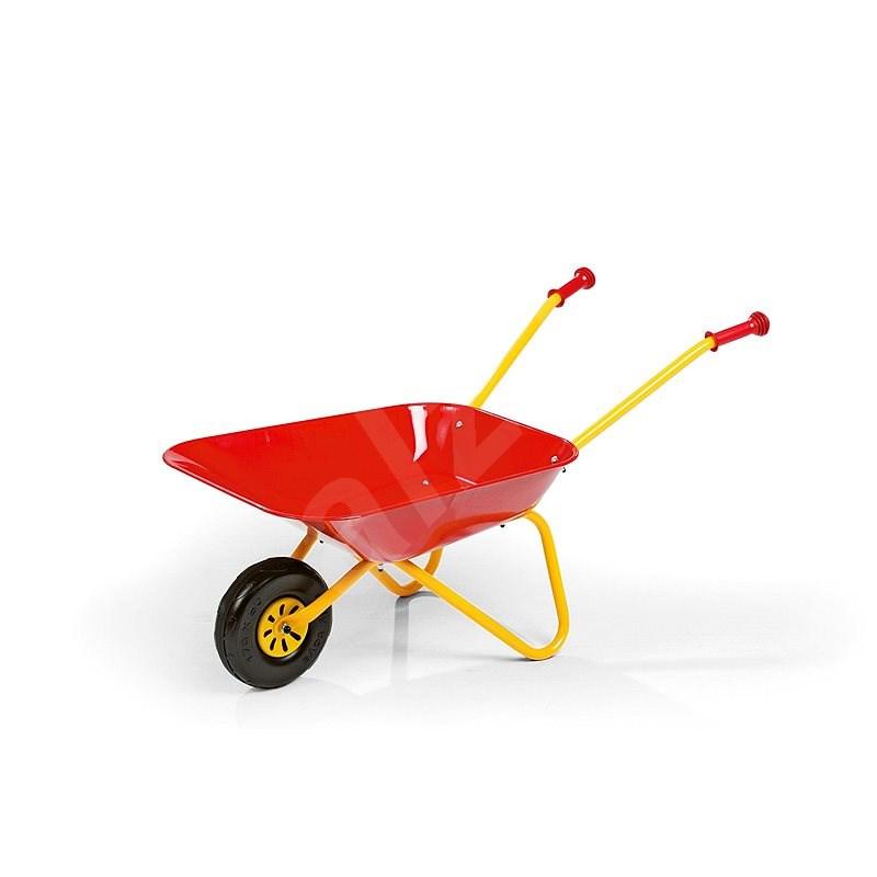 Rolly Toys Zahradní kolečko červené - Dětské zahradní kolečko