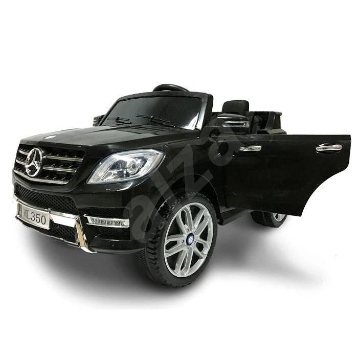 Mercedes-Benz ML350, černé - Dětské elektrické auto