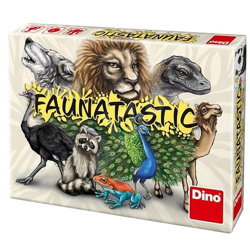 Dino Faunatastic  - Karetní hra