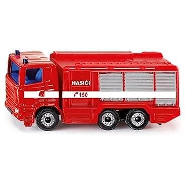 Siku Velké hasičské auto CZ - Kovový model
