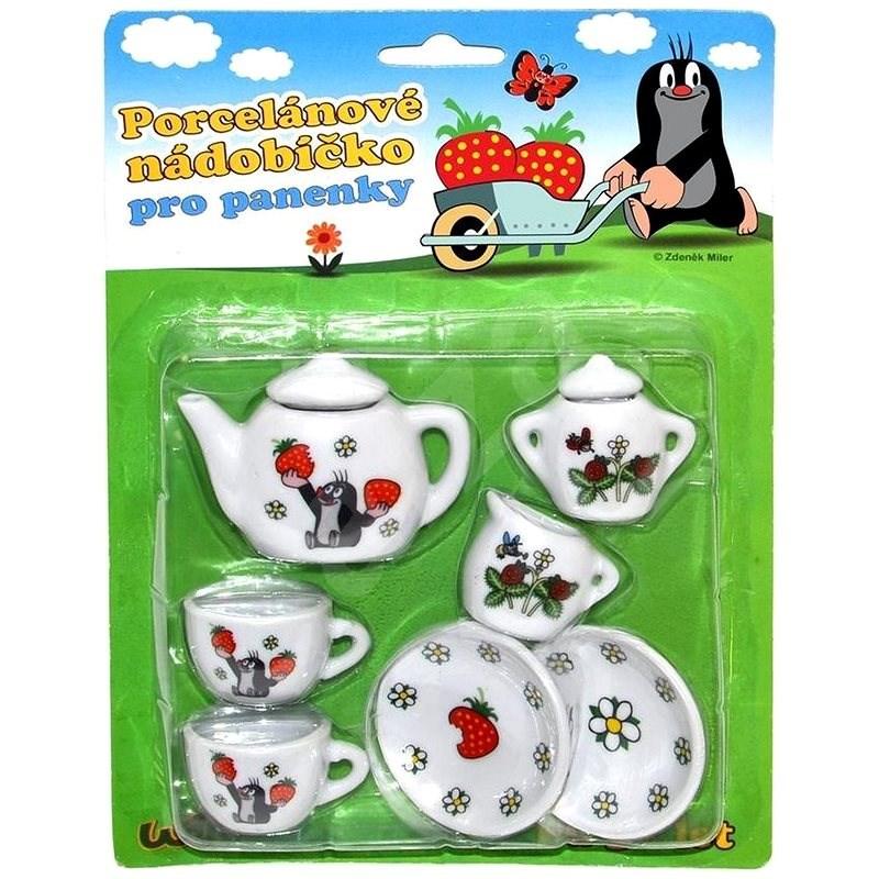Čajová souprava Krteček - Dětské nádobí