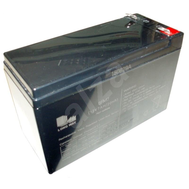 Baterie 12V7Ah - Náhradní baterie