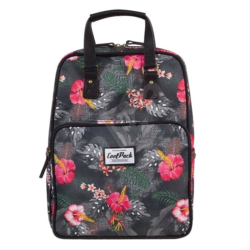 Coolpack Coral Hibiscus - Městský batoh