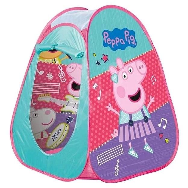 John Pop Up stan Pepa Pig 75 x 75 x 90cm - Dětský stan