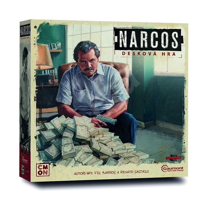 Narcos - Společenská hra