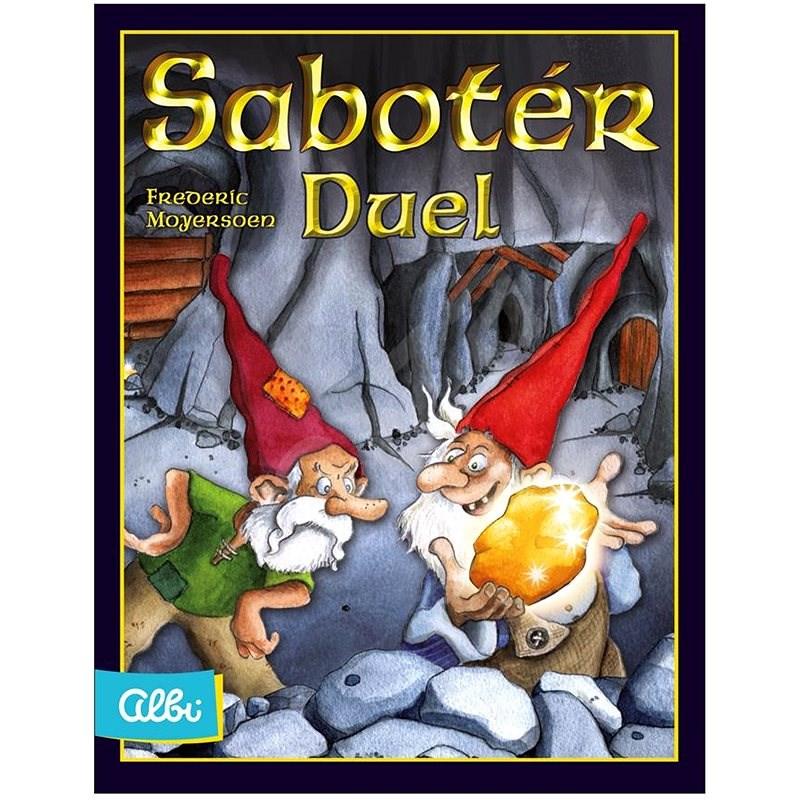 Sabotér Duel - Karetní hra
