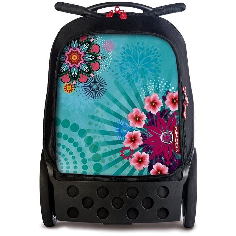 Nikidom Roller XL Oceania - Školní batoh