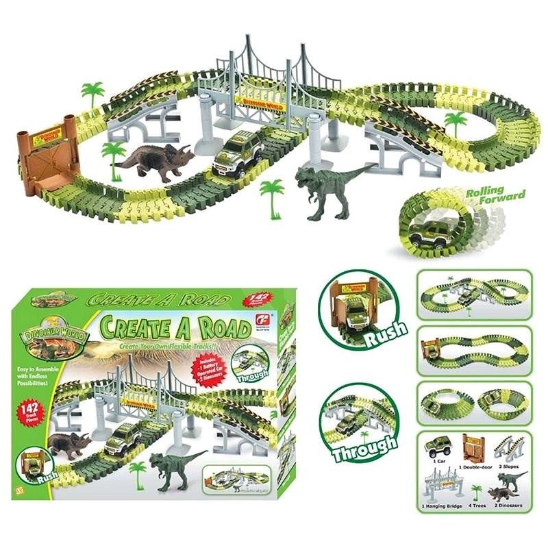 Autodráha Dino - Autodráha