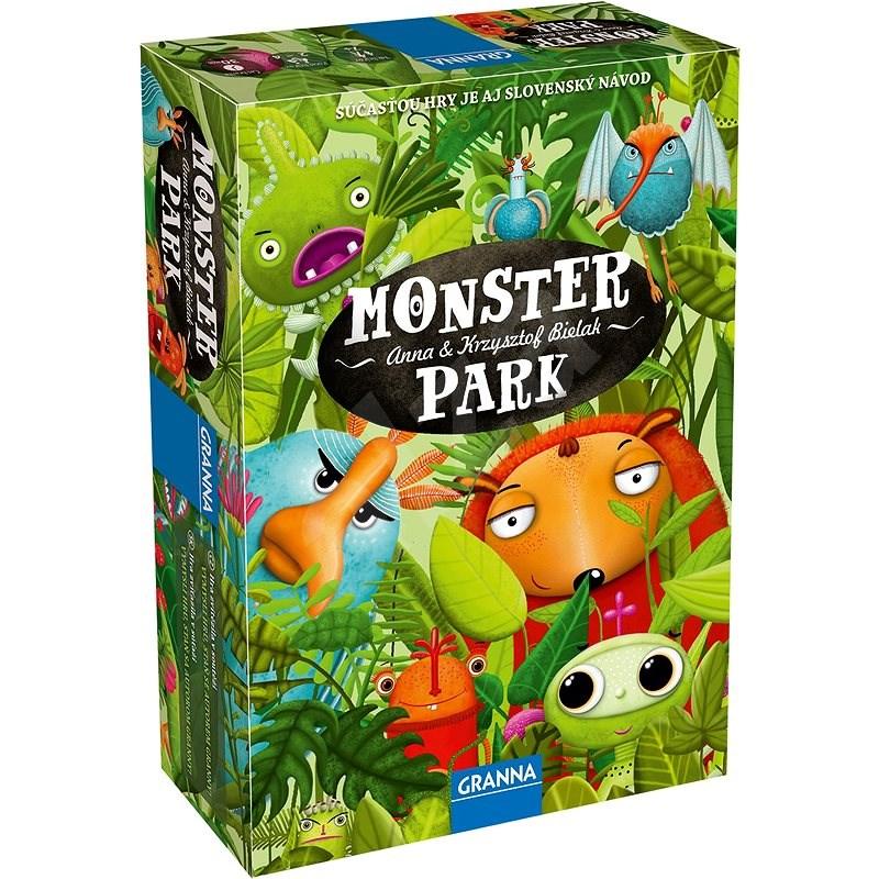 Granna Monster park - Desková hra