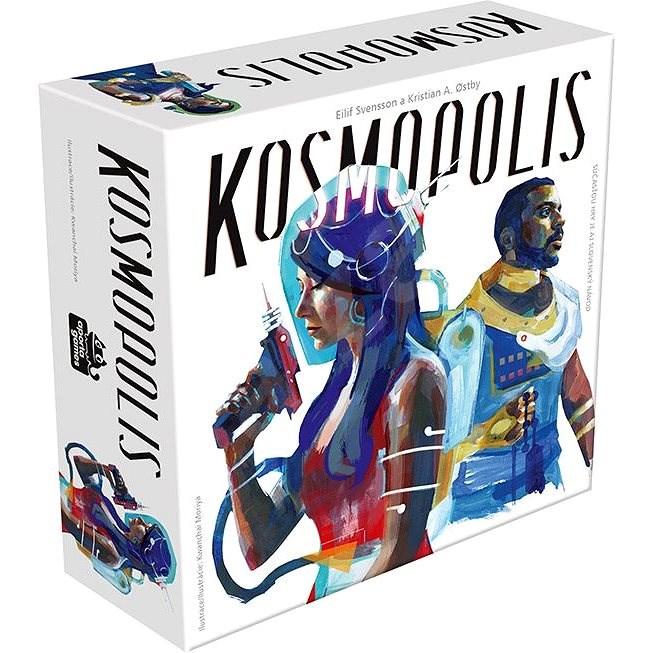 Granna Kosmopolis - Společenská hra